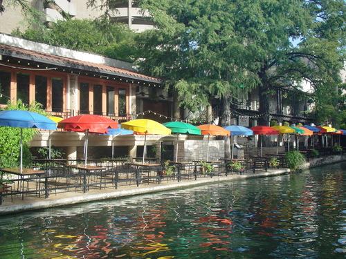 Board Walk - San Antonio