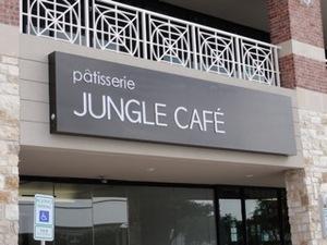 Junglecafefacade